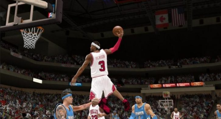 NBA 2k系列 艾佛森