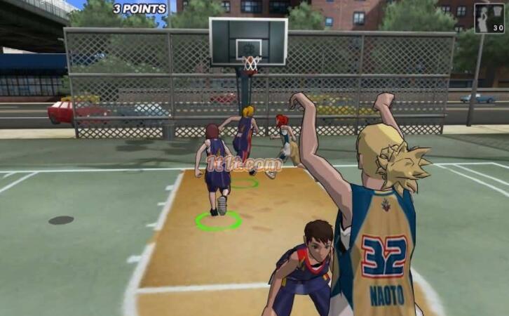 街头篮球的艺术