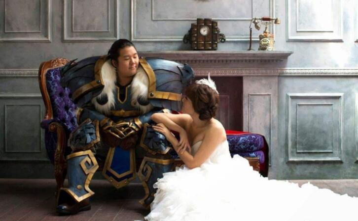 魔兽世界的婚礼