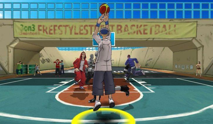 街头篮球三分绝杀