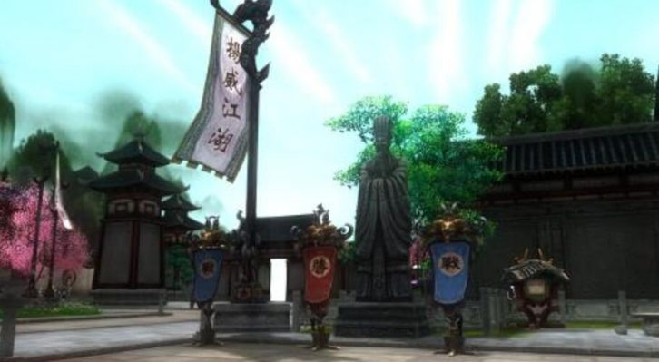 剑侠情缘叁浩气与恶人