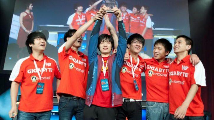 英雄联盟的中国第一个世界总冠军