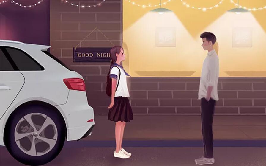 情侣到底应该怎么相处?