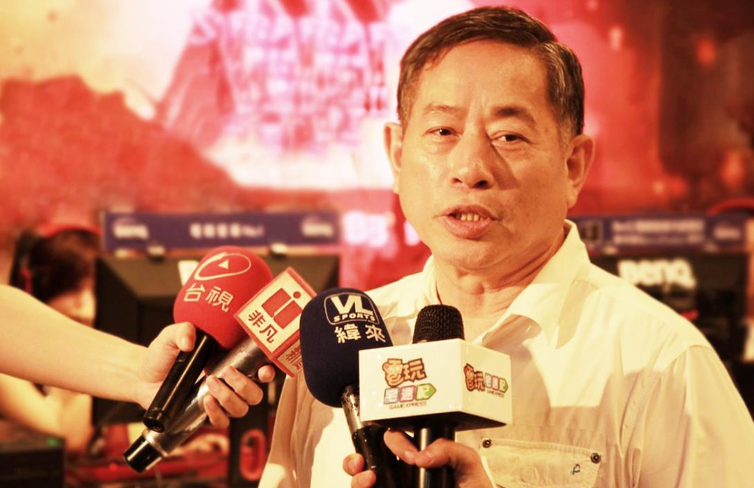 智冠科技总裁张俊博接受大网采访