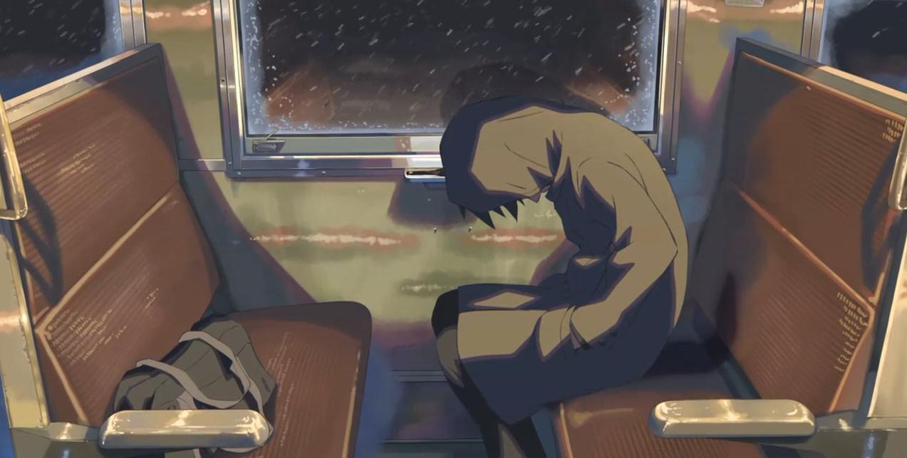 独自在列车上待了6个小时的贵树