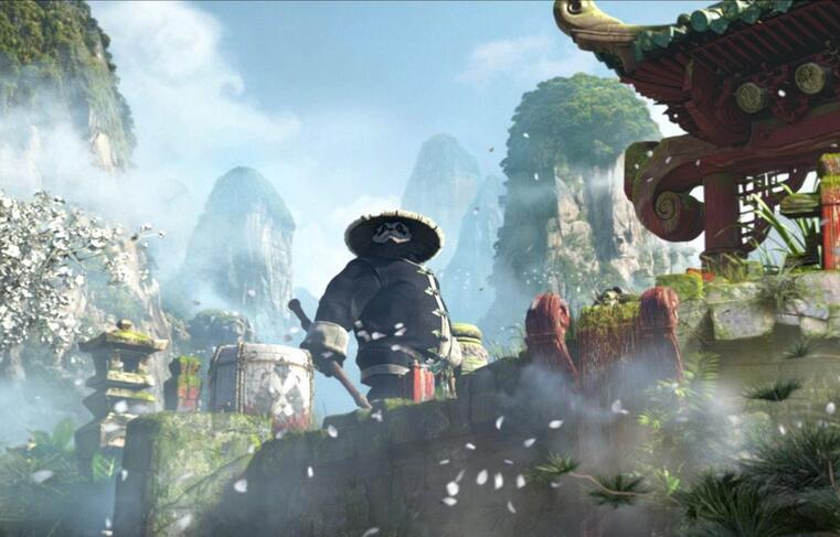 魔兽世界国服熊猫人世界